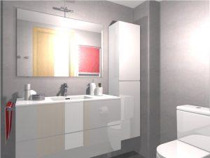 Prop 1 baño gris blanco vista 1