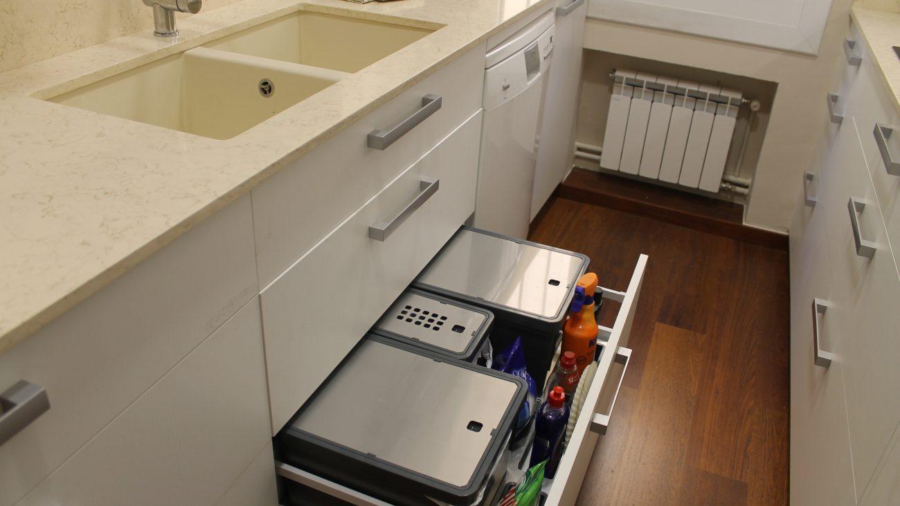 Cubells escombraries cuina